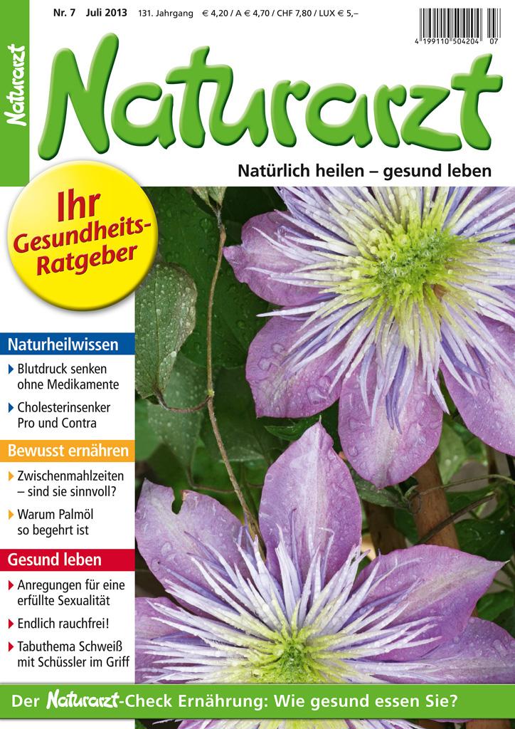 Naturarzt 7/2013