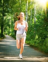 Gesunder Laufsport: Trainieren Sie richtig!