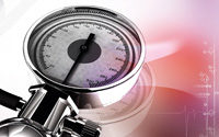 Blutdruckmessgerät analog