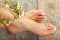 Mit Hausmitteln den Fußpilz vertreiben