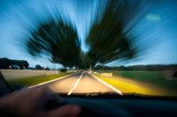 Schwindel während der Autofahrt