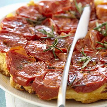 Kartoffel-Tomaten-Tarte