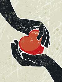 Mit Großzügigkeit die Welt verbessern