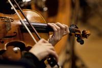 Die Geige wurde in tiefer Trauer zur Seelsorgerin