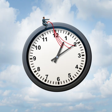 Vom Zeitnotstand zum Zeitwohlstand