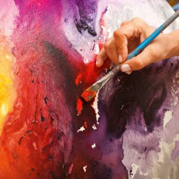 Mit Kunsttherapie das Leben neu gestalten