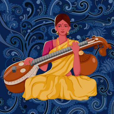 Gāndharva-Veda – die ewige Musik der Natur