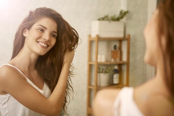 Haarausfall mit Gelassenheit begegnen