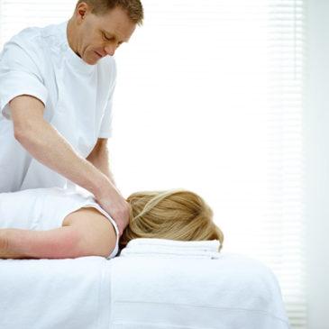 Halswirbelsyndrom – schmerzfrei durch Chiropraktik