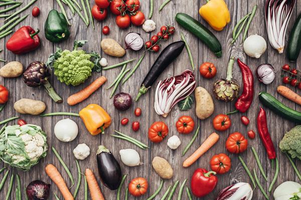 Gesunde Kost soll bekömmlich sein!