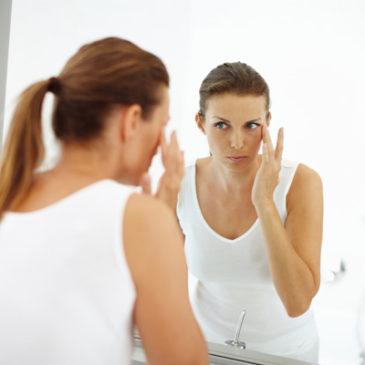 Augen und Haut: Eine enge Verbindung