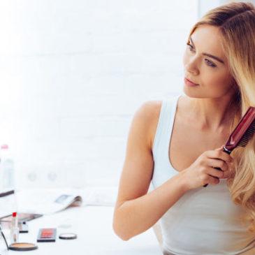 Wie Sie Haarausfall natürlich stoppen