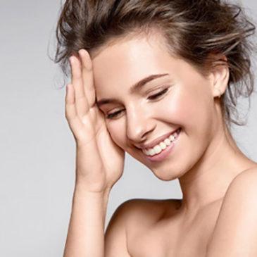 Gesunde Haut mit den richtigen Nährstoffen