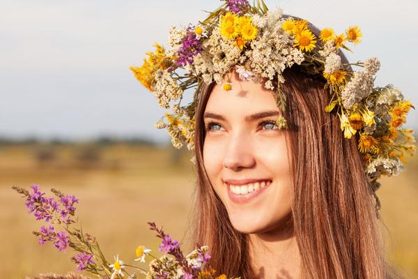 Mit Pflanzenkraft gegen Hautprobleme