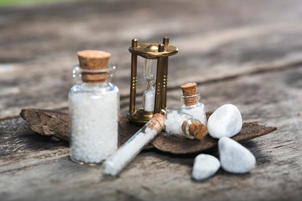 Entzündete Harnröhre: Potenziertes Silber half
