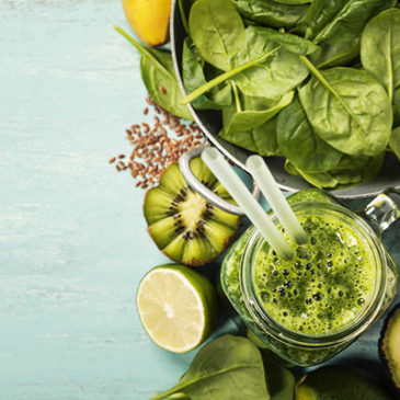 Stoffwechsel entlasten heißt gesund leben!