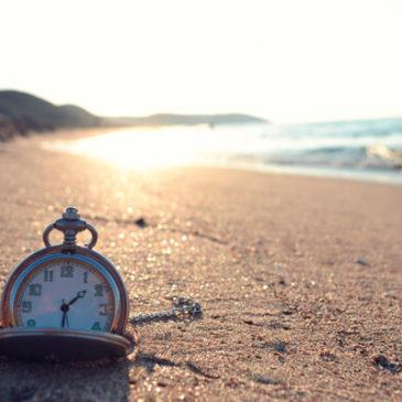 Zeit und Uhr sind nicht das Gleiche