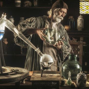 Spagyrik: Heilkunde der Alchemisten