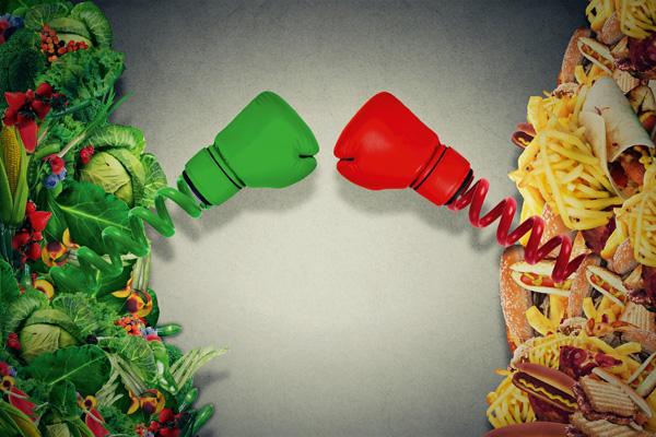 Wegweiser im Ernährungsdschungel