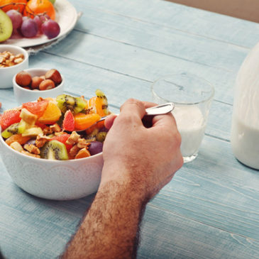 Nahrungspausen heilten Gastritis und Nasennebenhöhlen