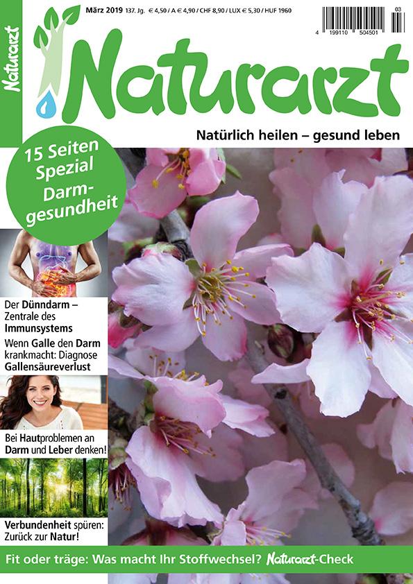 Naturarzt Heft 3 2019