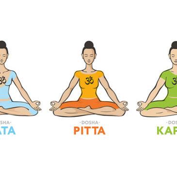 Vata, Kapha, Pitta: Erkläre mir die Doshas