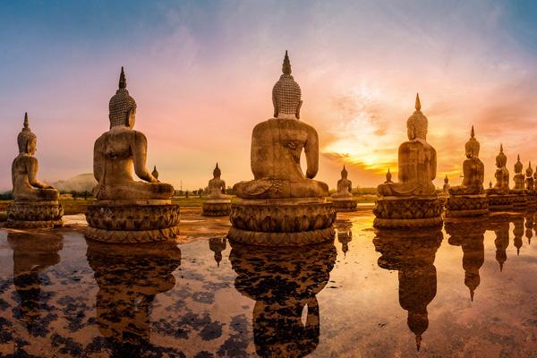 Buddhismus heute: Aufbruch nach innen