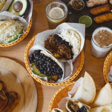 Frühstück auf Südamerikanisch