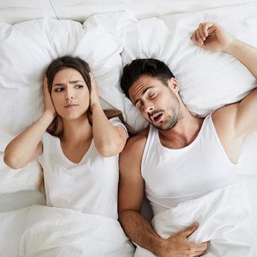 Risiko Schlafapnoe: Atemaussetzer in der Nacht