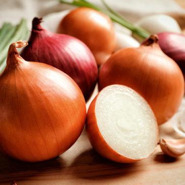 Aromatisches Gewürz und beliebtes Gemüse
