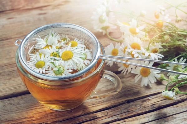 Heilsame Tees für Magen und Darm