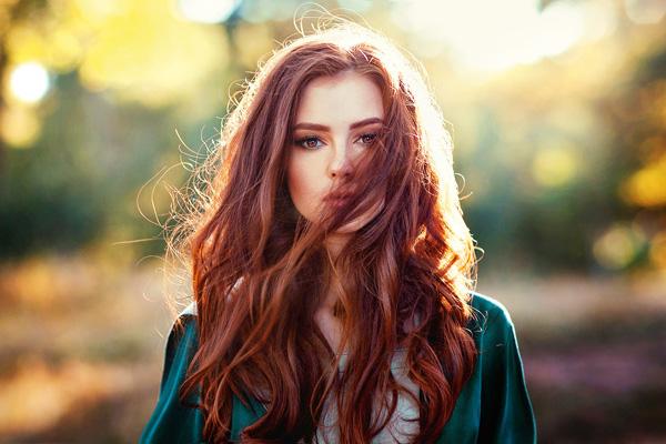 Gesundes Haar dank natürlicher Pflege