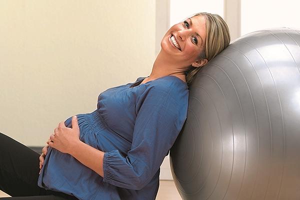 Vor und nach der Geburt fit und leistungsfähig