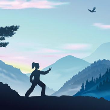 Lebensenergie stärken, den Geist beruhigen