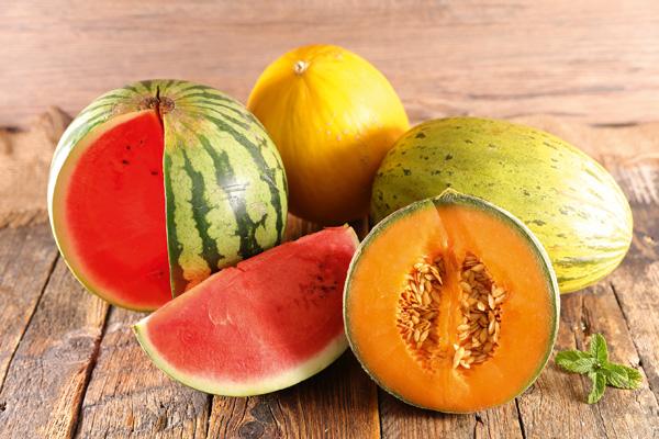 Durstlöscher: Erfrischende Sommerfrüchte