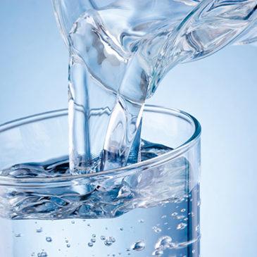 Alles klar mit unserem Wasser?